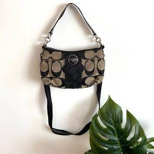 Y2K Authentic coach shoulder bag